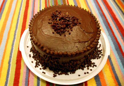 Gâteau d'anniversaire - Birthday cake - Libraryman - Flickr