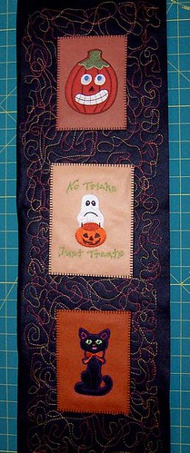Halloween Wall-hanging