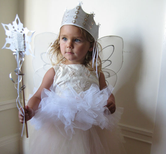 Lucia = Snowflake Princess