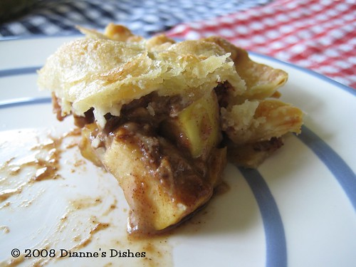 Election Day Apple Pie: A Bite