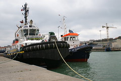 DIEPPE HARBOUR/DOCKS (Bovine Spongiform Encephalopathy) Tags: france ferry docks french normandie dieppe normandy carferry fishingport crosschannel dieppefrance dieppenormandy channelport