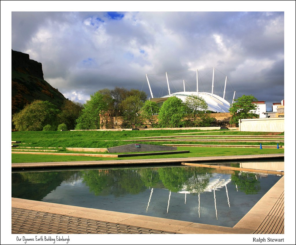 Our Dynamic Earth Building Holyrood