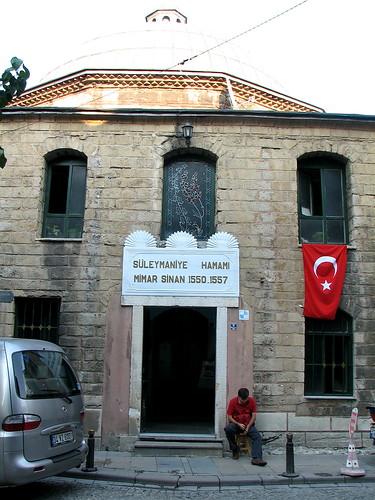 Thumbnail from Suleymaniye Hamam