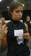 Emma Vieceli. Sad. Mute.