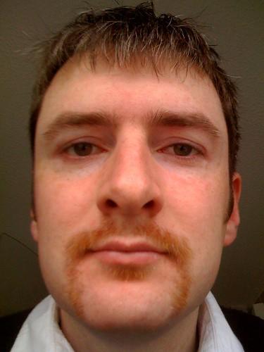 Movember: Day 16