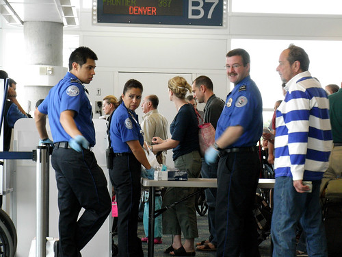 How To Get Through Security Lines Faster: Bring Cash   TSA Employee Steals From Travelers