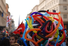 14 novembre (marcoroam) Tags: roma demonstration ondaanomala