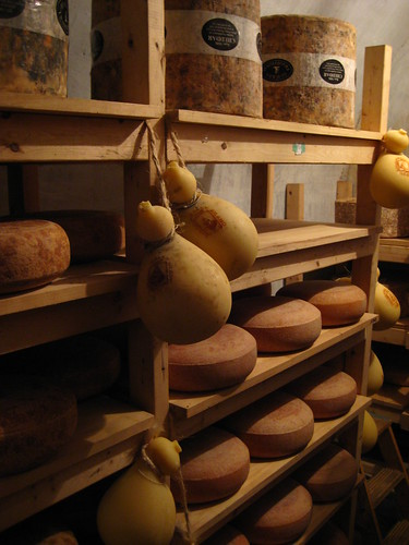 Cave of Cheeses