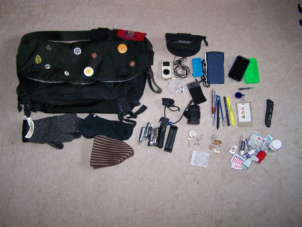 Stuff I carry