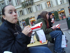 italy,december 07 (141) (seanfderry-studenna) Tags: park girls portrait people italy food woman male men boys coffee girl beautiful beauty architecture female youth buildings pose dark hair square town cafe italian women long italia married alba candid gorgeous group young culture teenagers teens croatia polish social games mcdonalds international meal wife nina leaders reconciliation engaged exercises exchange cultural kava workshops croatian fiancee se