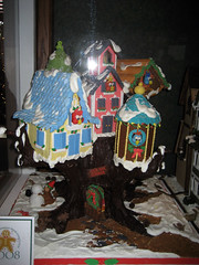 grove park inn gingerbread competition