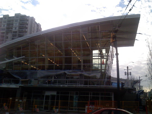 other side of the new robson safeway