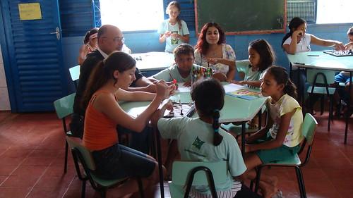 crianças do PETI em Anápolis