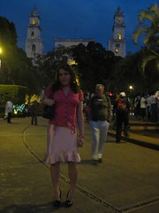 Out in Merida