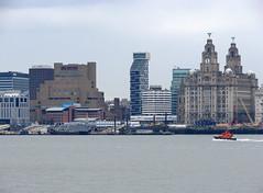 Liverpool waterfront (Mr Grimesdale) Tags: liverpool waterfront sony mersey merseyside rivermersey mrgrimsdale stevewallace dsch2 europeancapitalofculture2008 mrgrimesdale