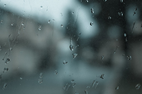tears on a moving landscape