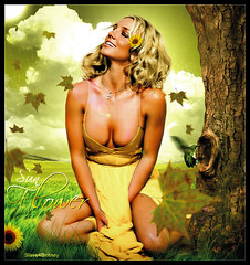 Britney Spears [ Sunflower ] ( Omar Rodriguez V.) Tags: bear blue light summer wallpaper sky sun hot color sexy green art glass floral colors beautiful grass fashion yellow rock sex wall glitter silver hair naked nude lights photo glamour eyes crystals kill dress kylie teddy natural princess boobs crystal body spears circus snake madonna magic fake makeup style manipulation pop sparkle hidden trouble fairy fantasy killer sunflower fancy glam showtime nudity blackout omar britney ayumi rodriguez jewel fragrance amnesia untouchable profusion inthezone womanizer slave4britney