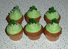 St Patty's Day cuppies