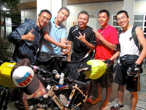 Hitoshi° 拍攝的 抵達民宿。