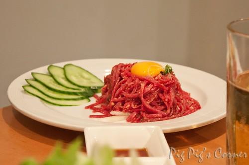 Ran Korean Restaurant London 10