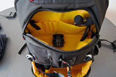 Kata DR-467 top compartment