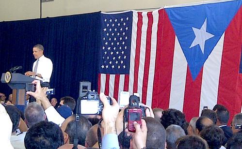 Obama in PR