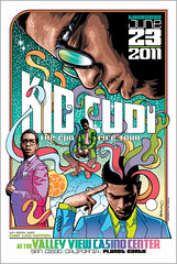 Kid Cudi Valley View Casino Center Limited Edition Poster Art (Mel Marcelo) Tags: male illustration vectorart rockposter adobeillustrator spotcolors melito kidcudi melmarcelo mpyregraphics valleyviewcasinocenter kidcudiart kidcudiposterart