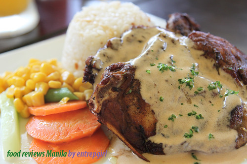 Conti's Grilled Pork Chops