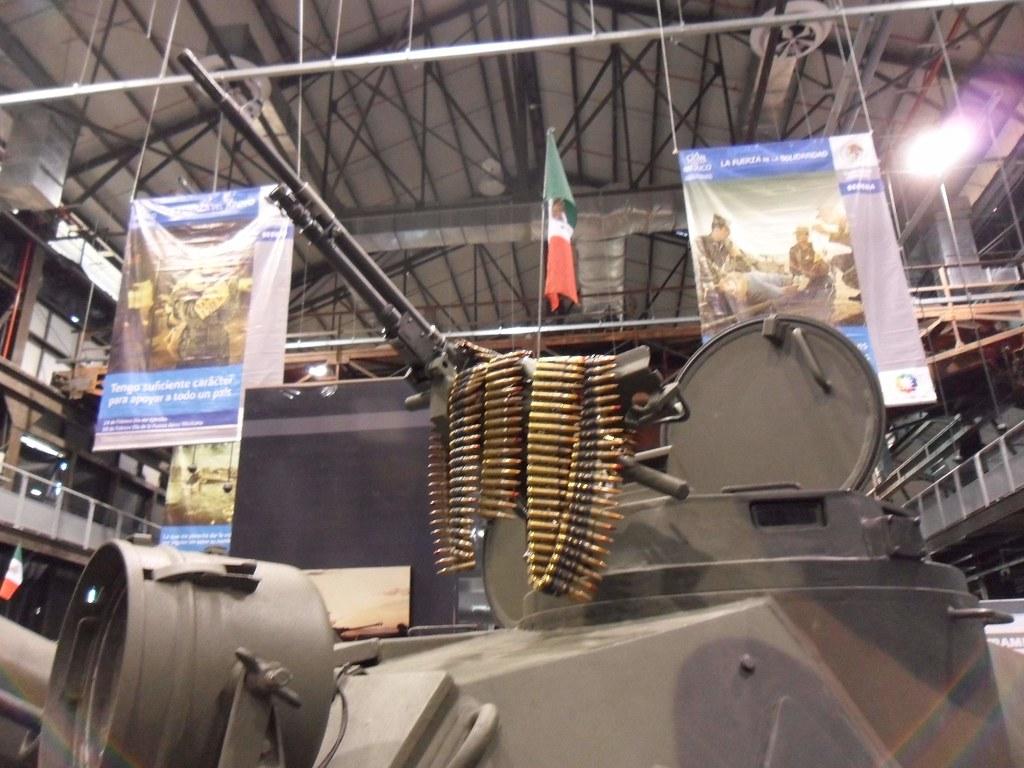 Exhibicion itinerante del Ejercito y Fuerza Aerea; La Gran Fuerza de México PROXIMA SEDE: JALISCO - Página 7 5866606973_a9c0828d68_b
