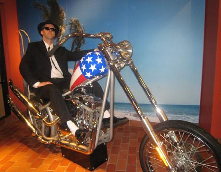 Elwood Rides Again... PAD #1054