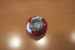 Free Mini Babybel from the NHS