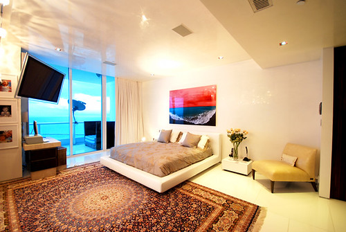 Master Bedroom by Josh Stein Luxury Condos and Lofts.