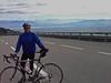 Lake Geneva and Alps in Background