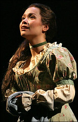 Lea Salonga as Fantine in Les Misérables. (2007)