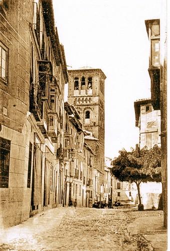 Calle de Santo Tomé, Toledo (España)