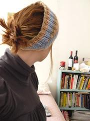 Ear Warmer 4 (handshandy) Tags: headband earwarmers calorimetry soystripes