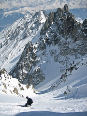 Pointe d'Orny (<<<...Buddhamountain...) Tags: snow ski switzerland rando powder telemark couloir valais offpiste orny arpette