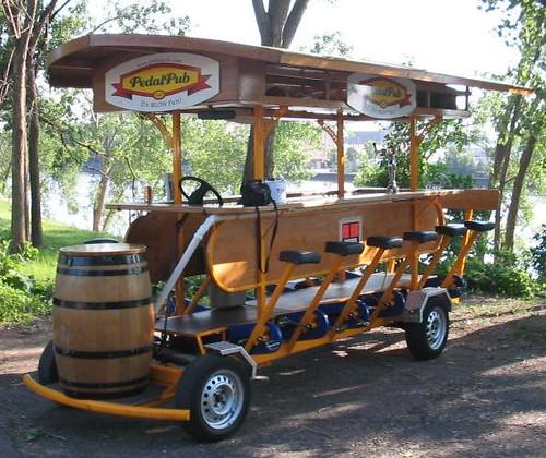 PedalPub (bicicleta + pub)