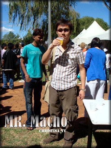 MR. Macho