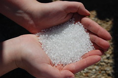 Plastic Pellets -