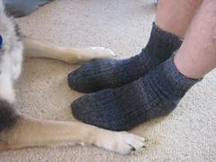 Dads socks may08