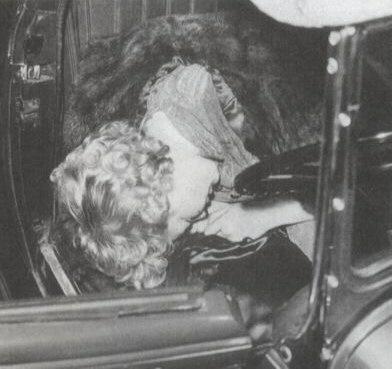 Jayne Mansfield Dead Body