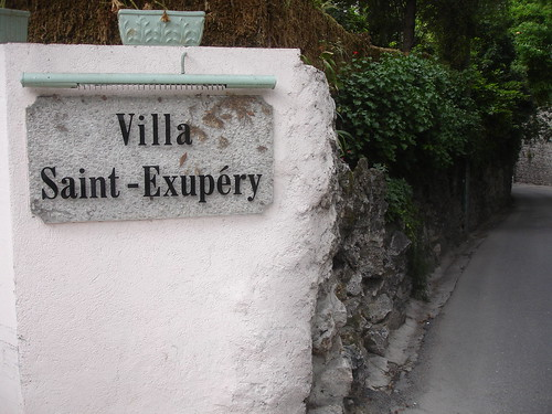Villa Saint-Exupery, our favorite hostel by far.