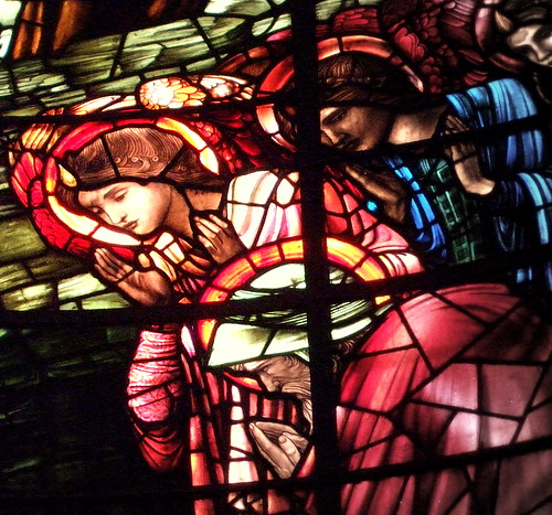 "Detail of ""The Nativity"""