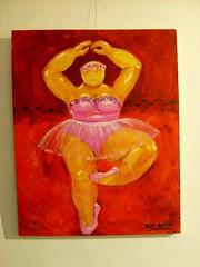 Rosana Grillo - acrilico sobre tela