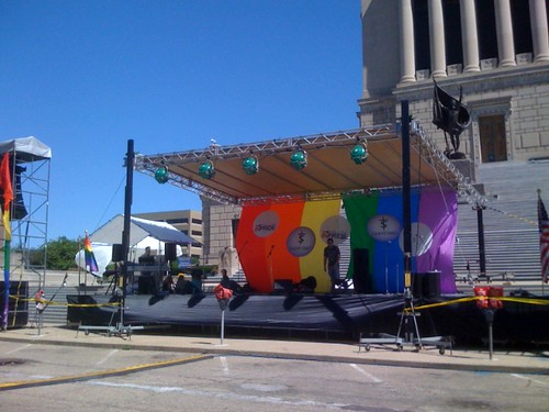 Indy Pride Stage