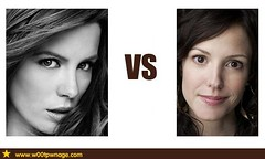 Kate Beckinsdale vs Mary Louise Parker (w00tpwnage.com) Tags: actors tv women movies vs marylouiseparker katebeckinsdale