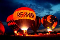 Glow of Night! (p.csizmadia) Tags: ohio sky color night fire kodak wellington hotairballoon aglow balloonfest nightglow csizmadia mywinners mywinner kodakz812is z812is pcsizmadia