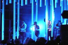 Radiohead op het Hurricane Festival. Foto: Hans Vrijmoed