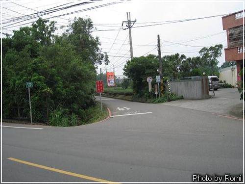 走一點點路就要左轉